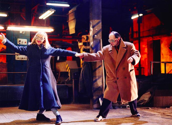Ulrike Schladebach und Stephan Wiesner fasziniert die spielerische Qualität des Tangos.
